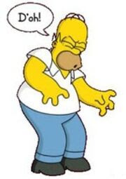 Homero ouch