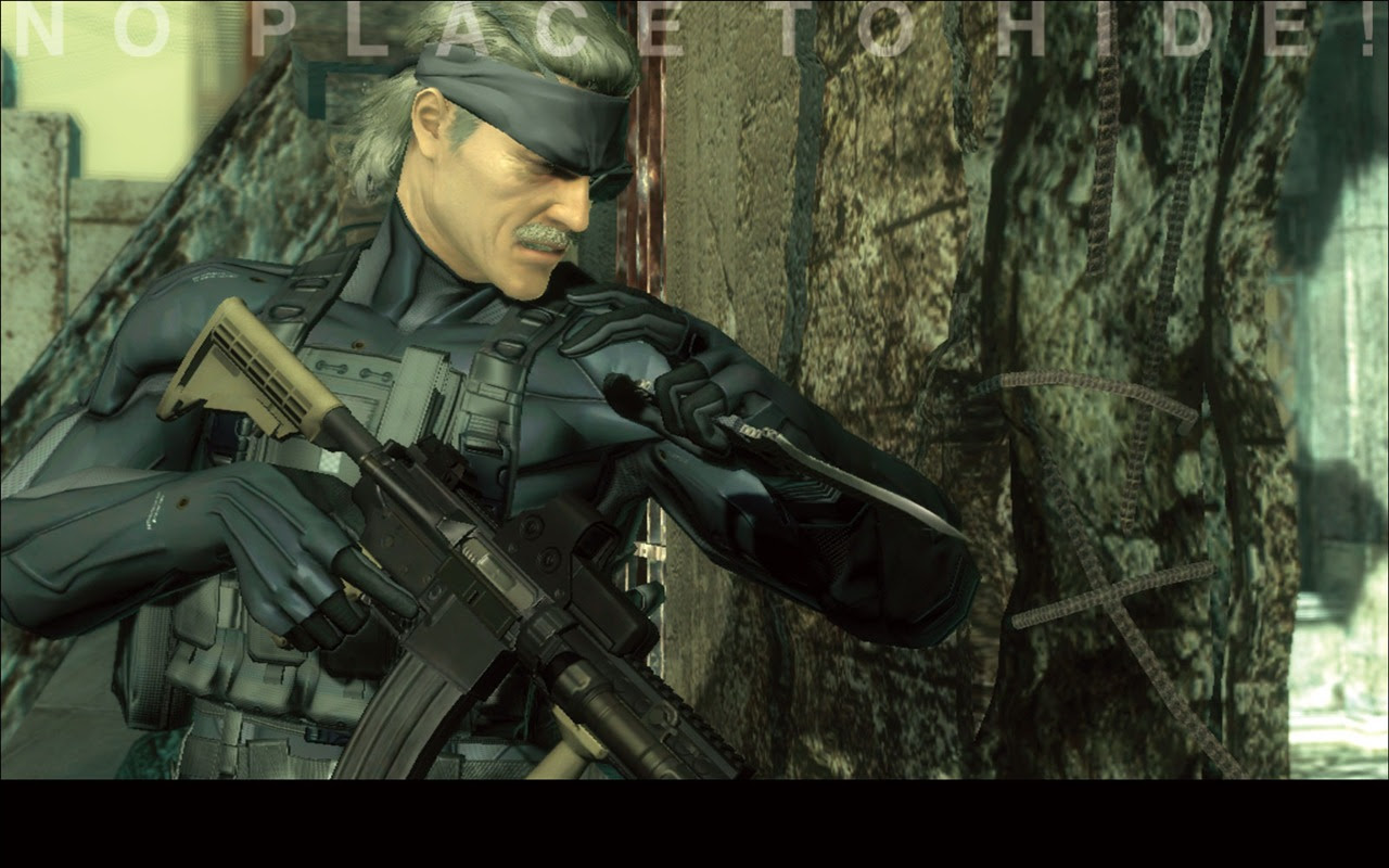 Metal Gear Solid 4 Guns Of The Patriots Wallpapers 5 1280x800