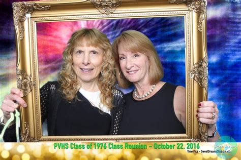 photo booth pascack valley high school class reunion