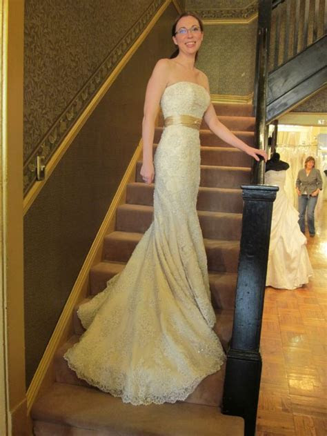 How much does your wedding dress cost you?   Weddingbee