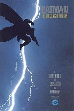 What Comic Is The Dark Knight Based On