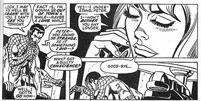 Gil Kane's Gwen Stacy