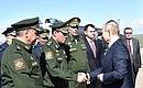 Входе посещения Государственного лётно-испытательного центра имени В.П.Чкалова Министерства обороны Российской Федерации.