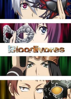 Bloodivores [12/12] [HDL] 120MB [Sub Español] [MEGA]