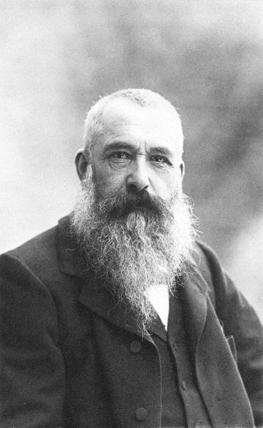 Claude Monet Portraits de gens célèbres par Felix Nadar