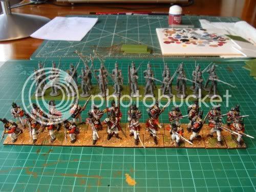 British Napoleonic Units