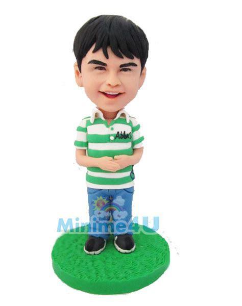 cute kid template   Mini me dolls   Custom wedding cake