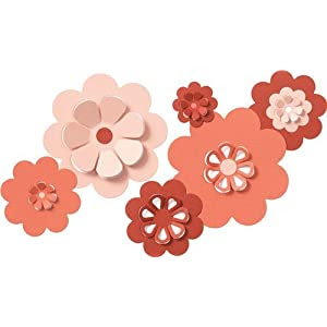 QuicKutz Cookie Cutter Die Set, Pop-up Flowers