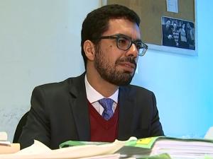 Promotor vai apurar responsabilidade das prefeituras (Foto: Reprodução/TV Tem)
