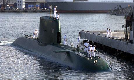 Israel-submarines