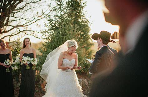 Fall Rustic Ranch Wedding: Jennifer   Luke