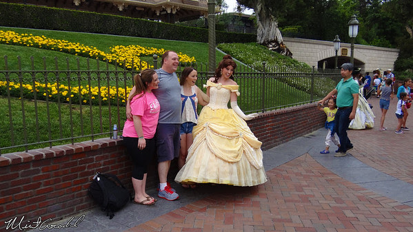 Disneyland Resort, Disneyland, Belle