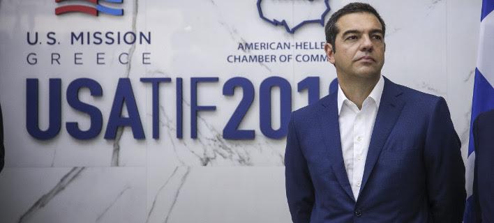 Ο Ελληνας πρωθυπουργός Αλέξης Τσίπρας / Φωτογραφία: MOTIONTEAM