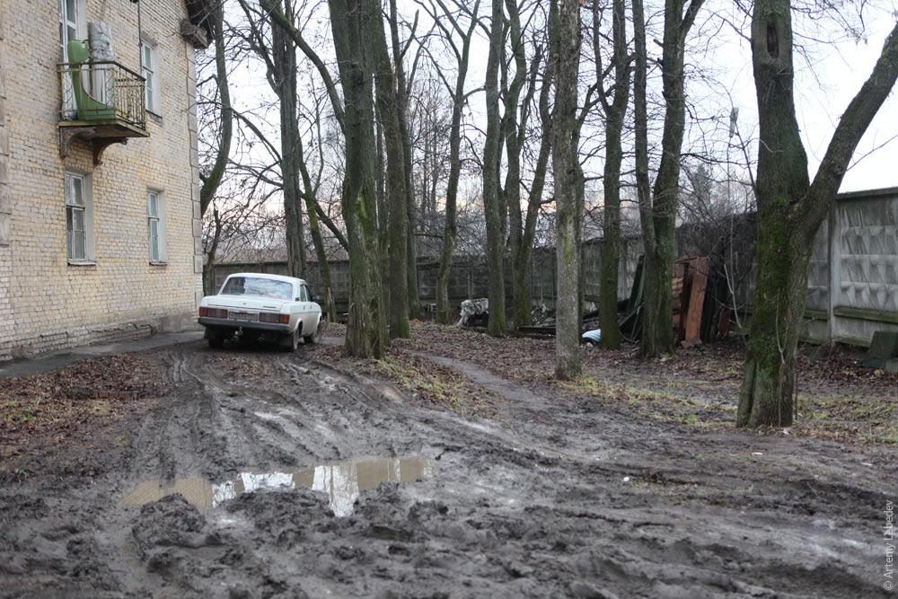 Почему в России вечно загажены дороги?