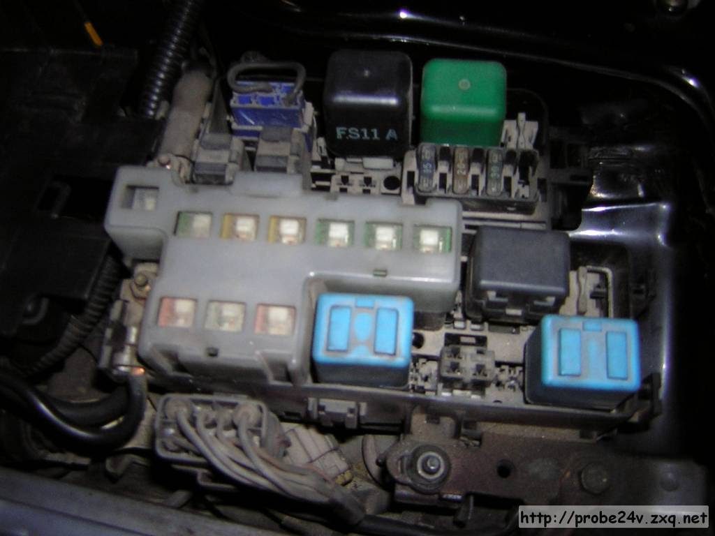 9a418f 1993 Ford Probe Fuse Diagram Wiring Diagram Library