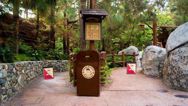 Disneyland Resort, Disneyland60, Disney California Adventure, Redwood, Creek, Challenge, Trail, Russell, Map, Recylce, Ranger, Theme, Flag