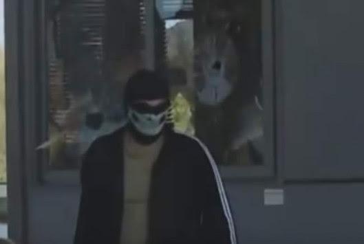 Κιάτο: Το βίντεο της επίθεσης μελών του Ρουβίκωνα στα διόδια - Το χτύπημα των κουκουλοφόρων και οι καταστροφές [vid]