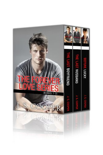 The Forever Love Series Box Set (The Last Boyfriend, The Last Husband, and Before Lucky) by J. S. Cooper