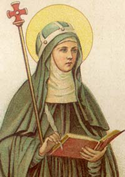 IMG ST. BRIDGET of Sweden