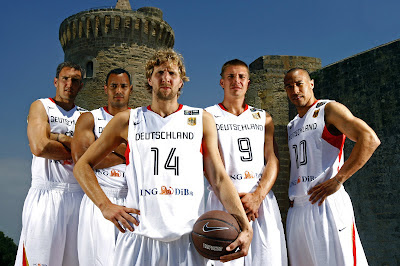 Deutsches Basketball Team
