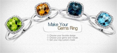 VogueGem   Customized Jewelry, Gemstone Jewelry