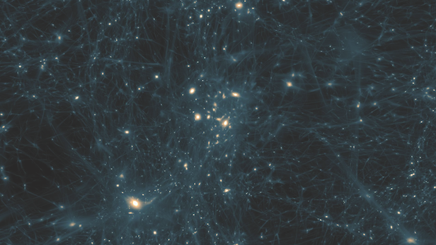 Since we don't understand a great deal about dark matter, there is a great deal of speculation that surrounds it. Image Credit: Stanford University