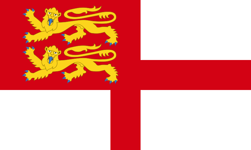 The Flag of the Island of Sark