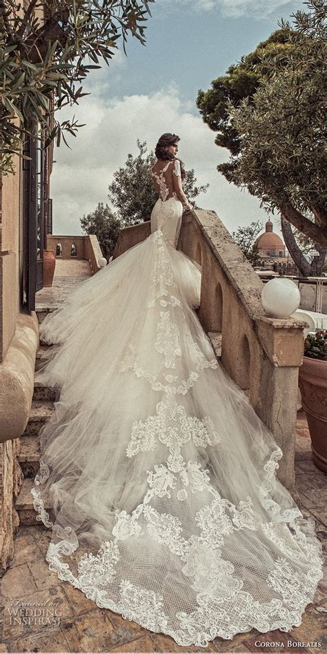Corona Borealis 2018 Wedding Dresses   Wedding Inspirasi