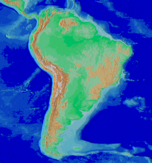Andes Americanos