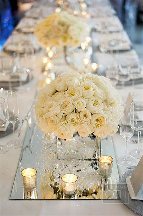 Stunning Handmade Wedding Table Decorations   CHWV