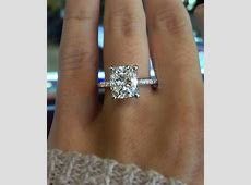 Love this cushion cut!!   A little sparkle   Engagement ring cuts, Wedding, Most popular