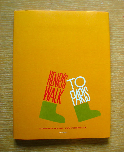 Henri's Walk To Paris: 1