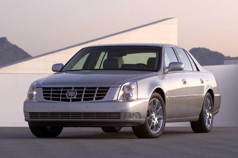 Image: 2006 Cadillac DTS, size: 800 x 531, type: gif ...
