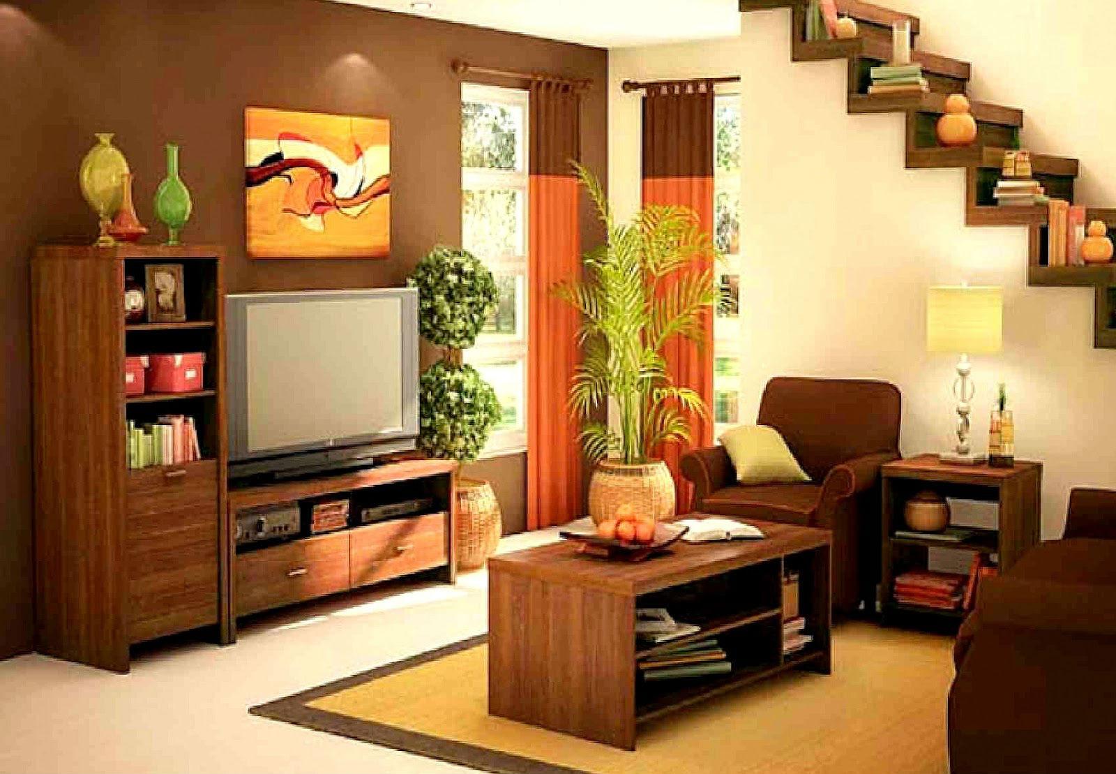 Desain Ruang Tamu Agar Terlihat Luas Kumpulan Desain Rumah
