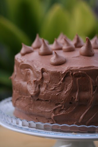 Sky High Cakes Chocolate Peanut Butter