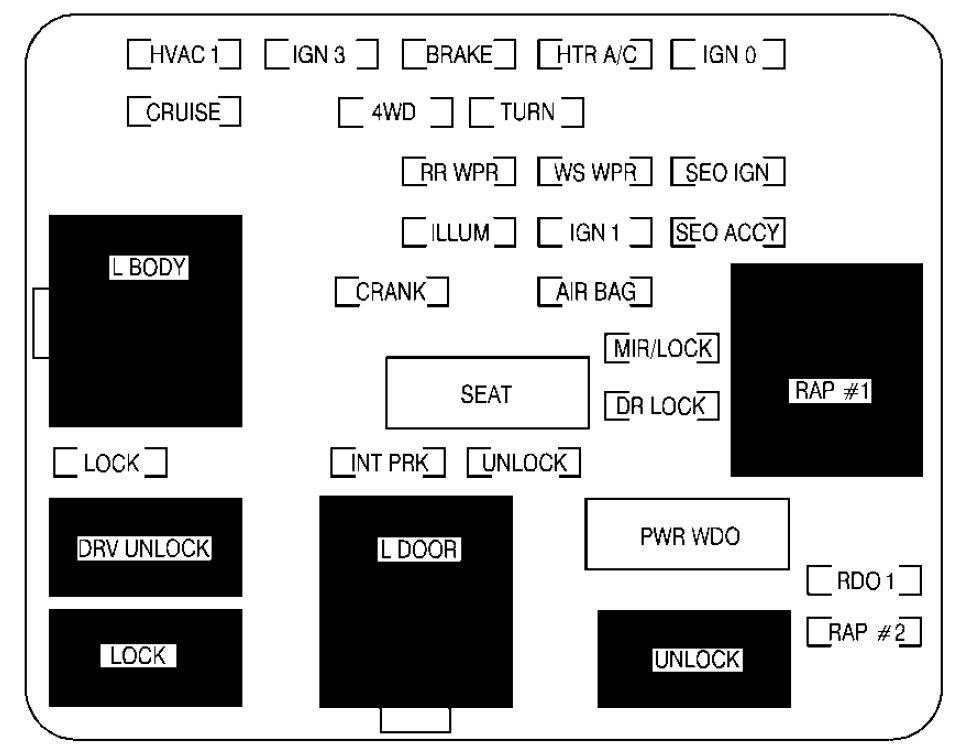 Fuse Box Diagram 2001 Yukon Wiring Diagram Page Known Best A Known Best A Granballodicomo It