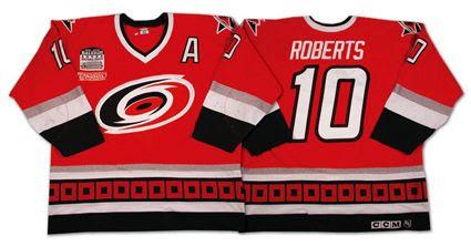 Carolina Hurricanes 99-00 jersey