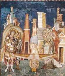 rastignirea cu capul in jos a Sf Ap Petru