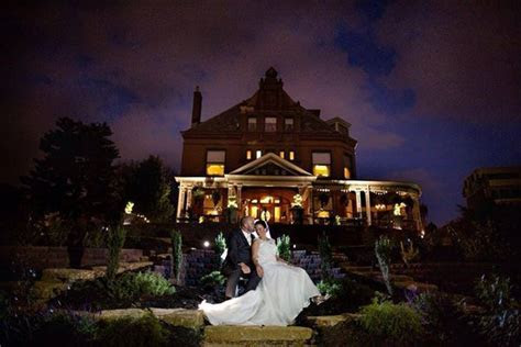 Wiedemann Hill Mansion   Newport, KY   Wedding Venue