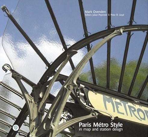 Paris Metro Style by Mark Ovenden