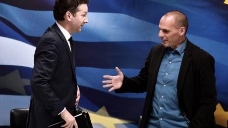 Greek finance