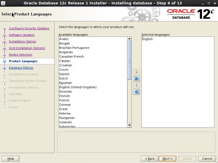 Oracle 12c RAC Installation 1