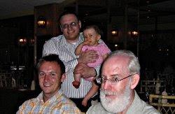 Brian Kelly, John Divito, and Paul Carden