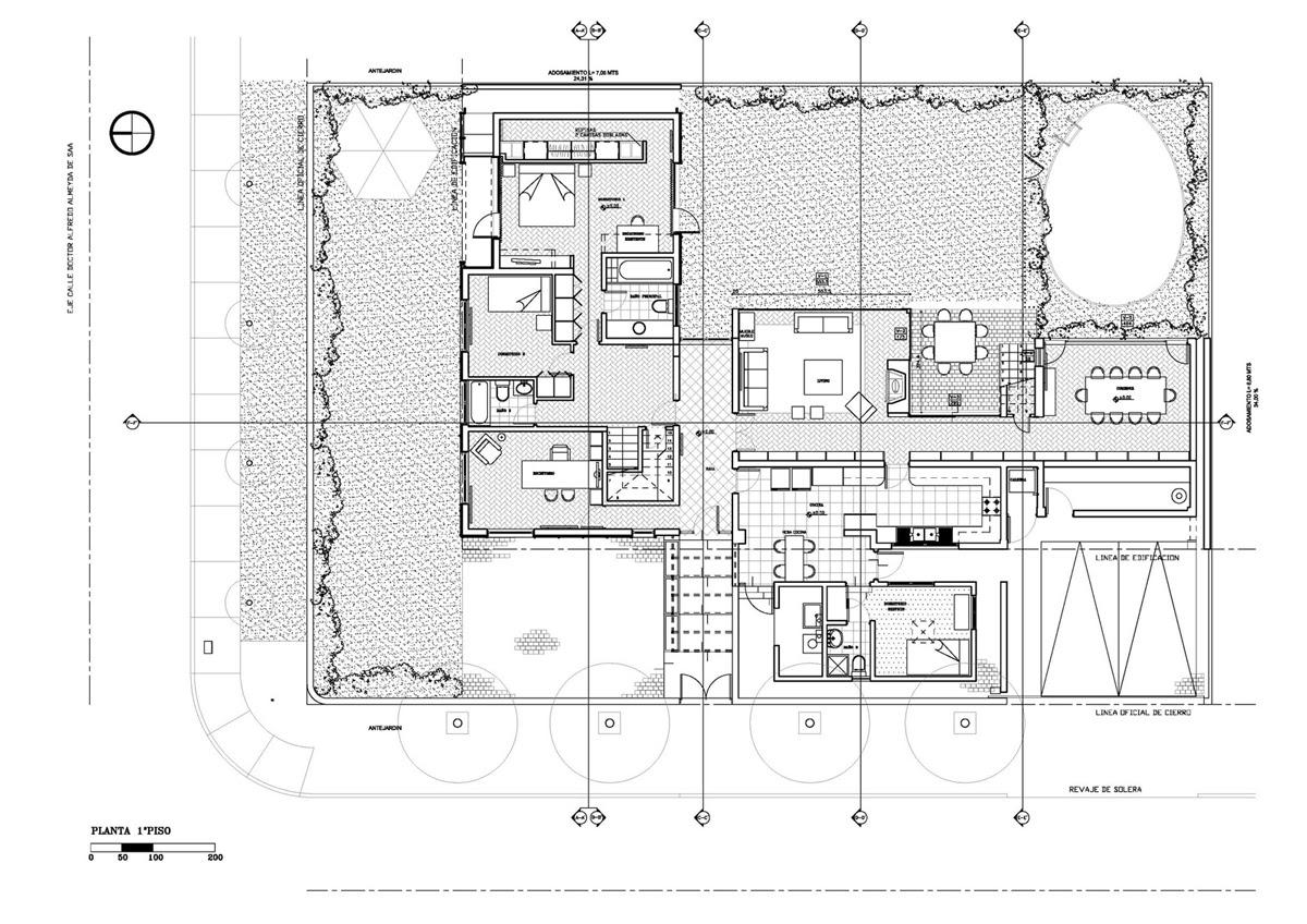 Casa Santa Zurda Martin Hurtado Arquitectos Blog Y