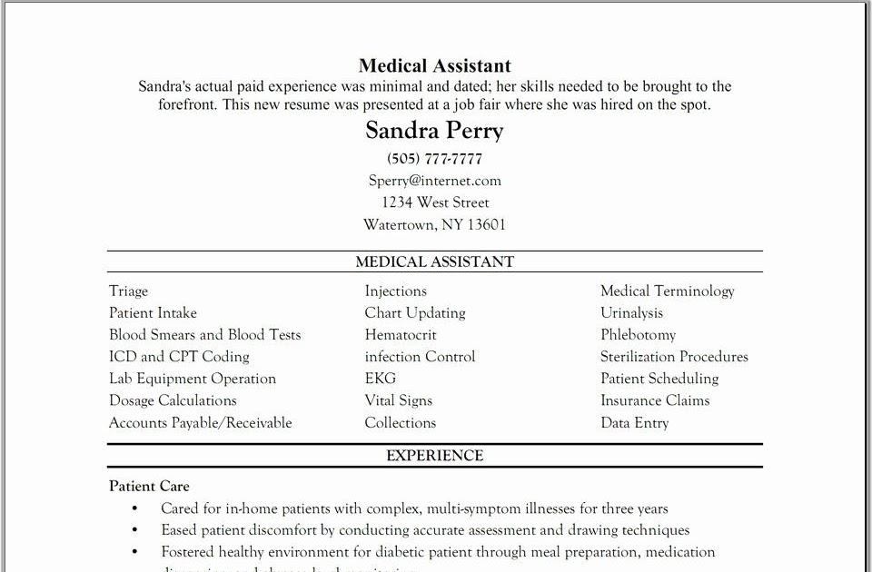 cover letter sample for medical office assistant  resume