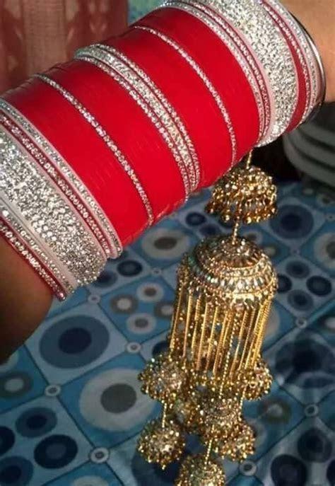9 Traditional Punjabi Wedding Bangles for Bride   Styles