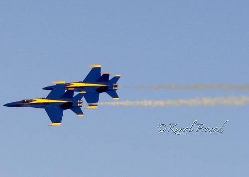 Blue Angels @ Houston