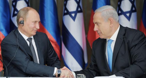 روسيا اسرائيل