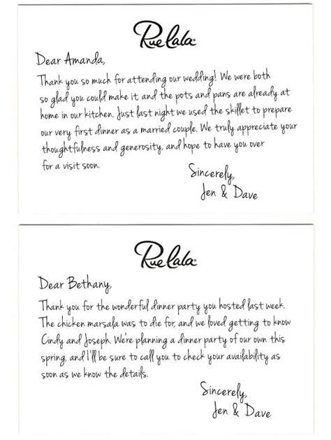 Tips for Handwritten Thank You Notes   Things I Want To