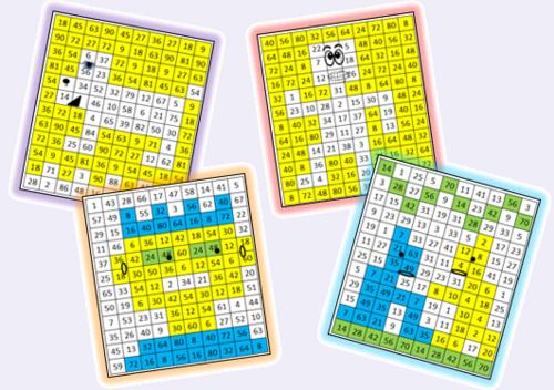 La moltiplicazione per il gioco